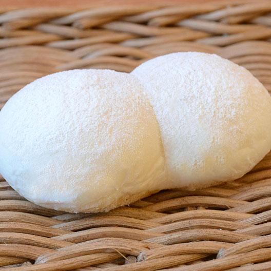 もちもちハイジの白パン